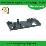 Serviço da fabricação de metal da folha do suporte do metal soldado