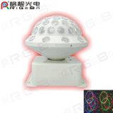 Luz mágica caliente del efecto de la bola cristalina de la venta LED para la etapa y la barra