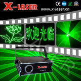 luce laser Animation Party Lighting di 500mw Green