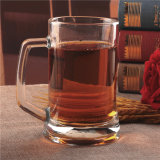 Trinkendes Glas-Cup für Wasser und Saft