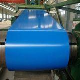 La brique cyan PPGI de qualité de perfection de prix usine en couleurs a enduit la bobine en acier