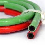 Boyau jumeau de soudure de PVC pour l'oxygène et l'acétylène