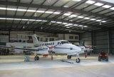 Project van de Hangaar van de Vliegtuigen van de Structuur van het Staal van het Merk van China het Beroemde in Australië
