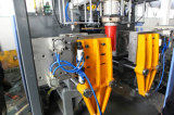 공장 비용 플라스틱은 시스템을 Deflashing를 가진 밀어남 부는 기계를 병에 넣는다