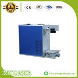 Machine portative d'inscription de laser de fibre de qualité mini pour la marque d'oreille de boucle/bracelet