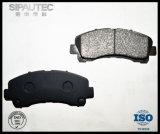 Керамическая/Semi-Metallic пусковая площадка тормоза D1677 для Isuzu/Chevrolet