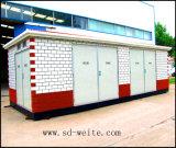 Het Europese Box-Type Hulpkantoor van de Transformator voor de Levering van de Macht