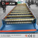 Rullo di alluminio del tetto di mattonelle del comitato del piatto della lamiera di acciaio del metallo ondulato di punto che forma macchina