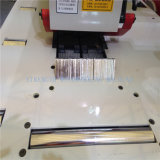 La machine de découpage de bord de panneau dans la garniture de ligne droite a vu la machine