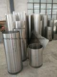 Écran de cylindre de fil de cale utilisé dans architectural