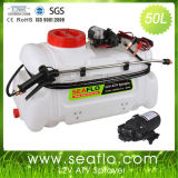 Sprayer elettrico per CC Agriculture Tractor Boom Sprayer di ATV Seaflo 50L 12V Electric