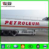 di 3axle 45000liters del acciaio al carbonio del combustibile derivato del petrolio del serbatoio rimorchio diesel semi da vendere