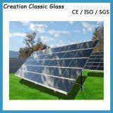 Ultra weißes ausgeglichenes gekopiertes Solarglas