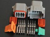 Le Pin de connecteur d'Allemand de fournisseur branche la solution mâle et femelle de couplage