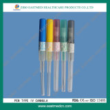 Wegwerf-Cannula IV mit Injektionsöffnung