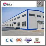 Gruppo di lavoro della struttura d'acciaio/magazzino verniciati o galvanizzati