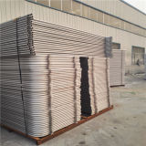 Construction provvisorio Fencing Used per Wall Building
