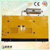 125kVA potencia diesel eléctrica refrigerada por agua Genset (6BTA5.9-G2)