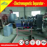 Separador eletromagnético de separador magnético de separação magnética de alta intensidade para separação de minério de ilmenita