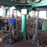 Cadena de acero del ancla del hardware marina