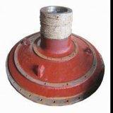 Peças de maquinaria do cimento do molde do metal, cabeça de moedura do moinho da esfera