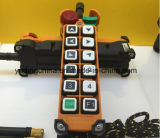 La mejor grúa de puente del precio teledirigida/Telecrane F24-12s teledirigido de radio