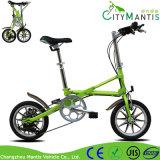 """de la """" vélo se pliant mini ville 14 avec la vitesse de Shimano 7"""