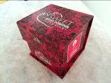 Caja de regalo de papel plegable del perfume de lujo (YL-C311)