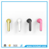 Nuevos auricular sin hilos de Bluetooth del auricular 4.1 de HBQ I7 Earbud mini para IPhone