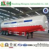Semi Aanhangwagen van de Tanker van het Cement van het BulkPoeder van drie As de Zware Materiële