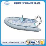 Barco inflável do reforço de Hypalon/PVC (RIB430)