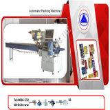 Empaquetadora automática de alta velocidad horizontal de Swsf 450
