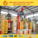 中国の製造業者の固体溶接ワイヤEr70s-6の溶接