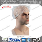 처분할 수 있는 방수 PE 군중 모자