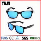 O fabricante de China possui os vidros de Sun feitos sob encomenda do logotipo relativos à promoção (YJ-333)