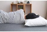 El ganso blanco de la alta calidad de lujo abajo soporta para buen dormir