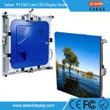 Indicador de diodo emissor de luz interno do arrendamento P3mm com FCC