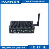 PC portuário barato de 12V RS232 mini com porta de 2* HDMI