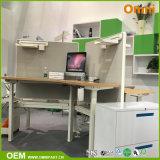 高い普及したQuanlity 120度の高さの調節可能な机