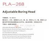 Pista aburrida principal Drilling ajustable de 2 pistas para la taladradora (PLA-268)