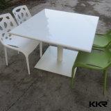 Tableaux de dîner carrés extérieurs solides de restaurant de 700mm