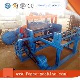 Automático lleno de alambre ondulado máquina de tejer de malla (de fábrica)