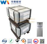 Kühlraum-seitlicher Vorstand-weiße Farbe Ral842 PCM-Stahlblech