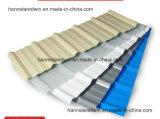 Folha da telhadura do PVC, folha ondulada plástica da telhadura do PVC, folha plástica da telhadura