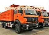 BEIBENのダンプトラック2634K、2638K、2529k、2629k、2534k