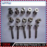 高精度の金属の合金の製造の進歩的なCNCによって機械で造られる部品