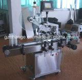 Máquina de etiquetado plana automática de los objetos