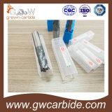 2/3/4 Carboneto de Flauta de Extremidade Moinho para Metal e MDF