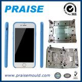 Caixa do telefone para a tampa traseira deQueda transparente do dobro da forma 4.7inch do iPhone 7