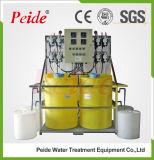 Sistema da dosagem do cloro para a torre refrigerando